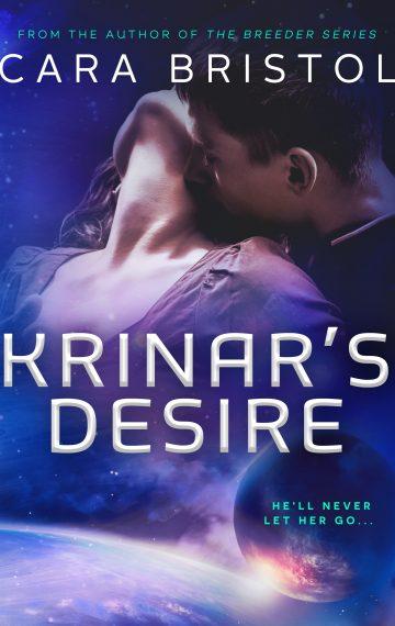 Krinar's Desire by Cara Bristol